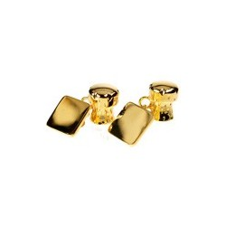 Special Champagne Cork - Lets Party ! Cufflinks