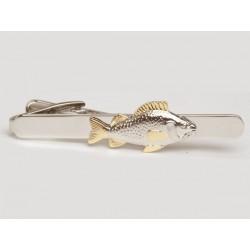 Fine Fish Tie Clip - Tie Bar - Tie Slide