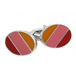 Morgan Stripes Cufflinks
