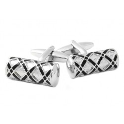 Troon Cylinder Cufflinks