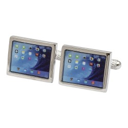 Tablet Computer Cufflinks