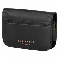 TED BAKER - Black Brogue Manicure Set