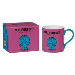 Mr Perfect Mug - Mr Men Mug