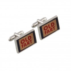 Old Fart Cufflinks