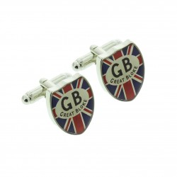 Union Jack - Great Bloke Cufflinks