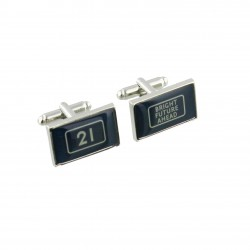Bright Future Ahead - 21st Birthday Cufflinks