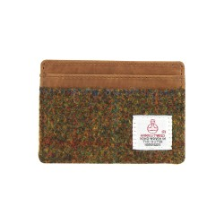 Harris Tweed Card Holder Stornoway
