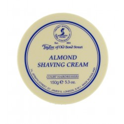 Almond Shaving Cream - Taylor of Bond Street - 150g