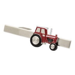 Red Tractor Tie Bar - Tie Clip