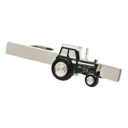 Green Tractor Tie Bar - Tie Clip