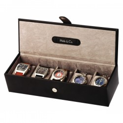 Manhattan Collection 5 Watch Box