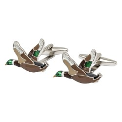 Flying Ducks Cufflinks