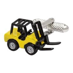 Forklift Cufflinks