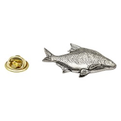 Bream Fish - Fishing - Pewter Lapel Pin Badge