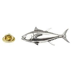 Permit Fish - Fishing - Pewter Lapel Pin Badge
