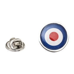 R.A.F. Roundel Pin Badge