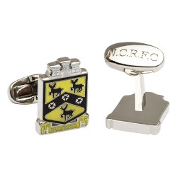 Luxury Bespoke Rugby Club Cufflinks - Rugby Club Logo Cufflinks