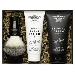 Gentlemen's Hardware Shaving Kit - Men's Grooming