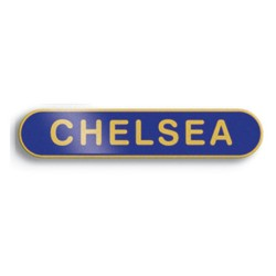 Chelsea Bar Lapel Badge
