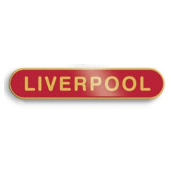 Liverpool Bar Lapel Badge
