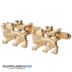 Lion Cufflinks