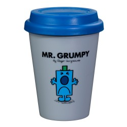 Mr Grumpy Travel Mug - Mr Men Travel Mug