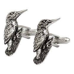 Kingfisher Bird Cufflinks