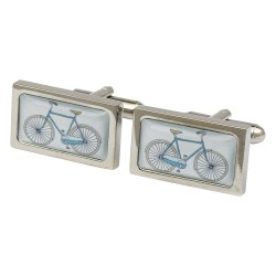 Classic Bicycle Cufflinks