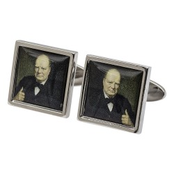 Winston Churchill Cufflinks