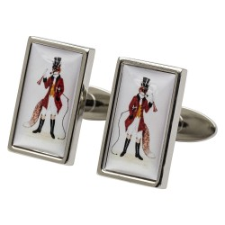 Fabulous Fox Cufflinks