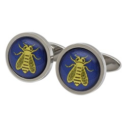 Imperial Bee Art Cufflinks