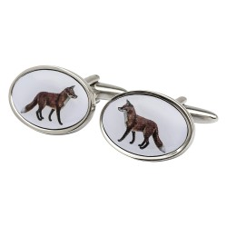 Fox Image Cufflinks
