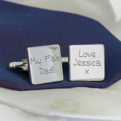 My Fab Dad PersonalisedCufflinks