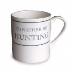 I'd Rather be Shooting Mug