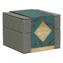 TED BAKER - Ash Grey Accessory Box