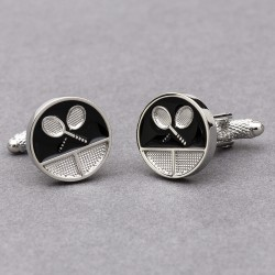 Tournament Tennis Cufflinks