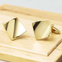 James Kinross - Cando Curl Cufflinks