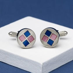 Porth Diamonds Cufflinks Andrew Worth