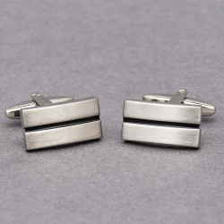 Striped Executive cufflinks