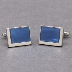 Impressions Blue Cufflinks