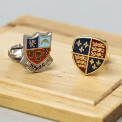 Bespoke Sports Club Cufflinks