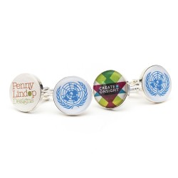 Any Design Logo Cufflinks
