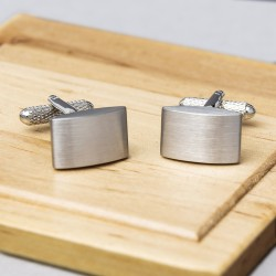 Silvered Shadows Cufflinks