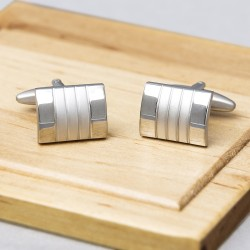 Strategic Mission Cufflinks James Kinross
