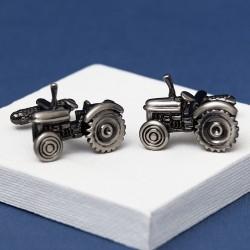 Gleaming Tractor Cufflinks