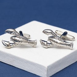 Lobster Cufflinks | Animal Cufflinks