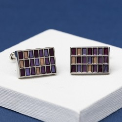 Illusionist Window Cufflinks
