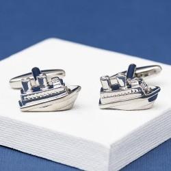 Ship Cufflinks