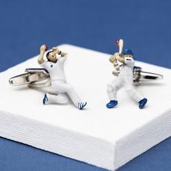 Cricketer Cufflinks
