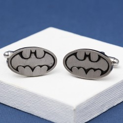 Batman Medallion Cufflinks